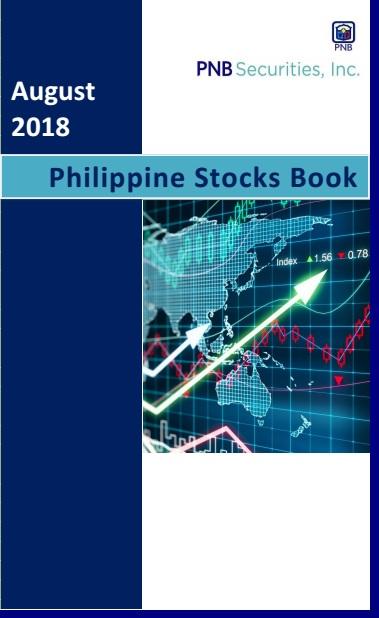 Philippine Stocks Book Aug 2018